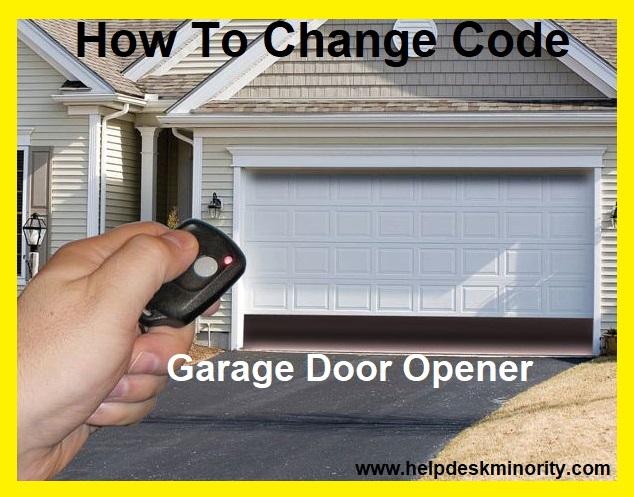 How To Reset The Code For Garage Door Opener Hvac Technology